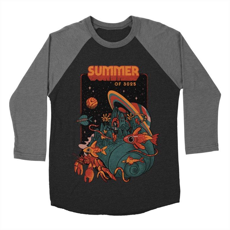 Summer Magic of 3025 Men's Baseball Triblend Longsleeve T-Shirt by MadKobra