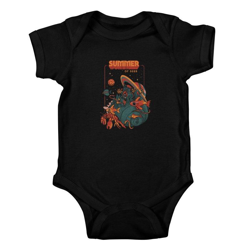 Summer Magic of 3025 Kids Baby Bodysuit by MadKobra