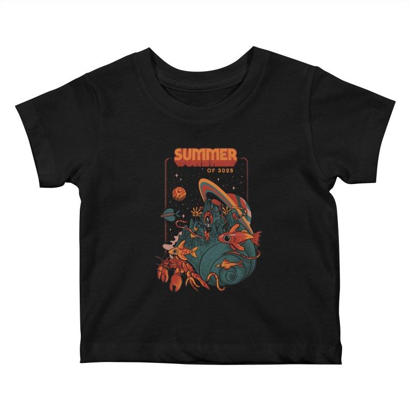 Summer Magic of 3025 Kids Baby T-Shirt by MadKobra