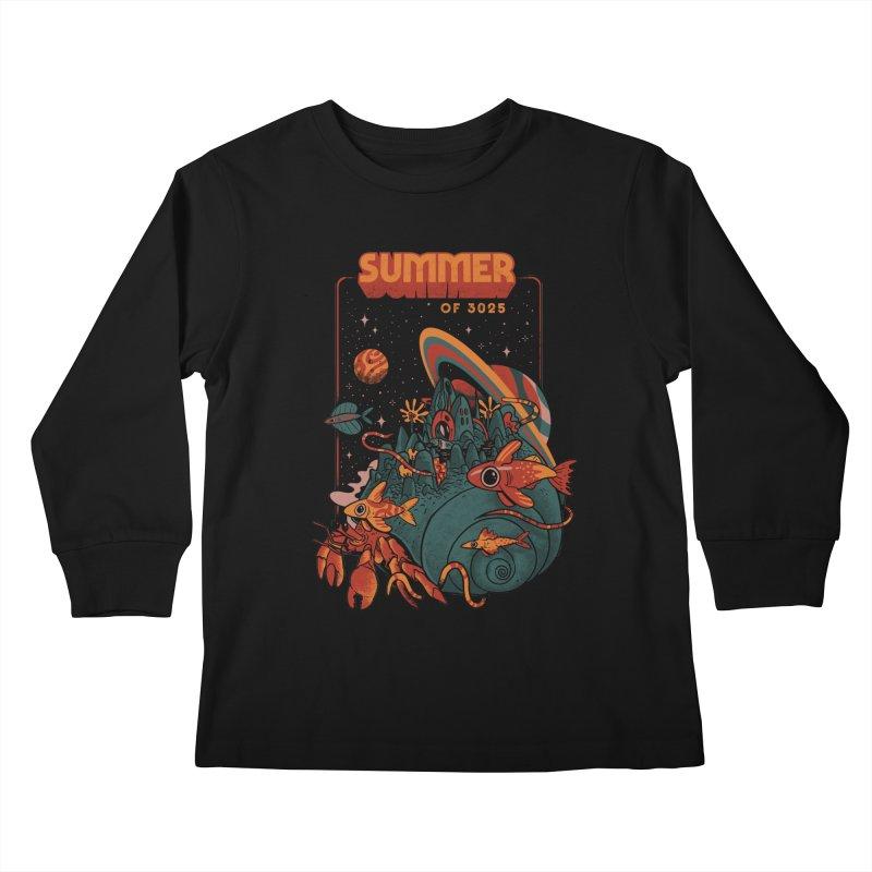 Summer Magic of 3025 Kids Longsleeve T-Shirt by MadKobra