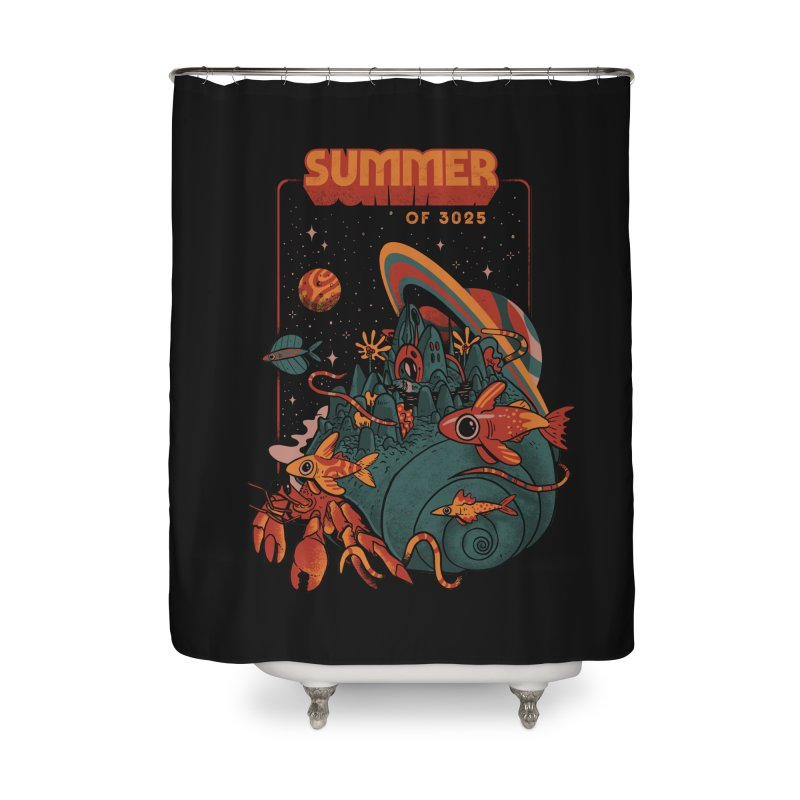Summer Magic of 3025 Home Shower Curtain by MadKobra