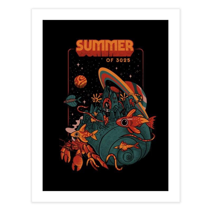 Summer Magic of 3025 Home Fine Art Print by MadKobra