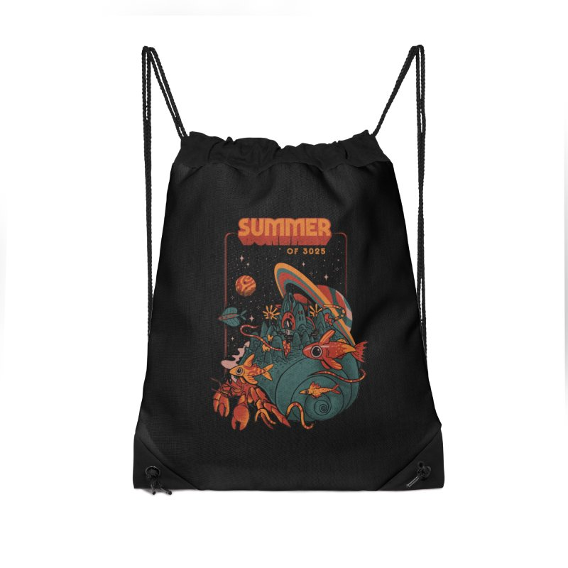 Summer Magic of 3025 Accessories Drawstring Bag Bag by MadKobra