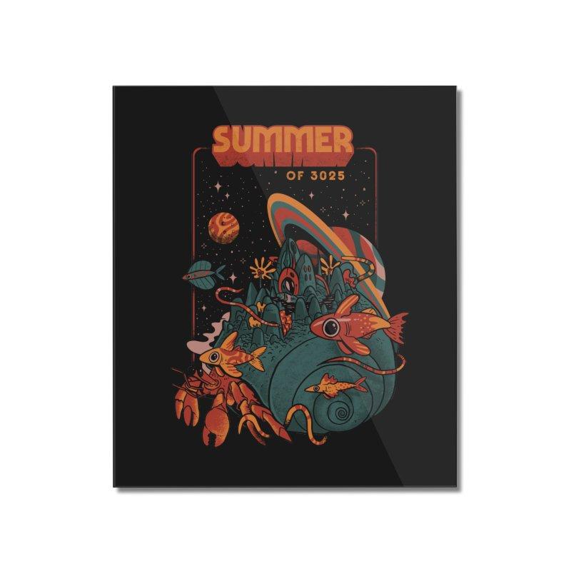 Summer Magic of 3025 Home Mounted Acrylic Print by MadKobra