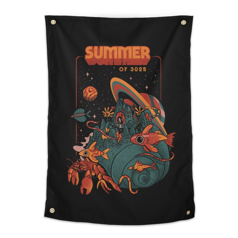 Summer Magic of 3025 Home Tapestry by MadKobra