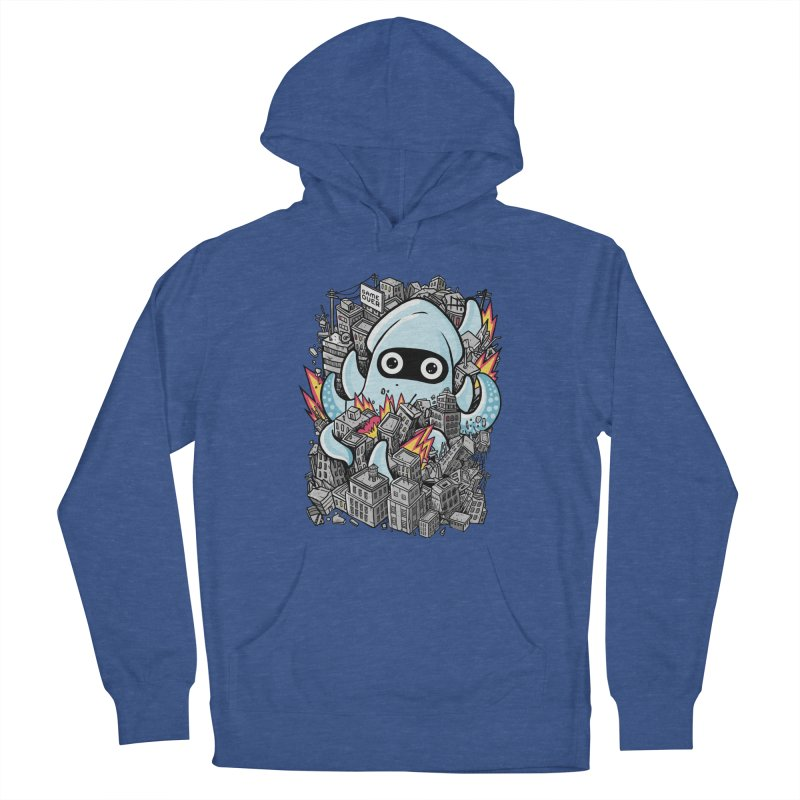 Tentacle attack Men's Pullover Hoody by MadKobra