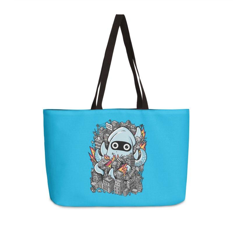 Tentacle attack Accessories Weekender Bag Bag by MadKobra