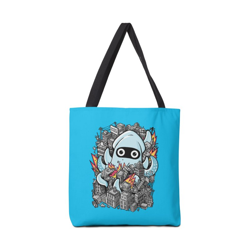 Tentacle attack Accessories Bag by MadKobra