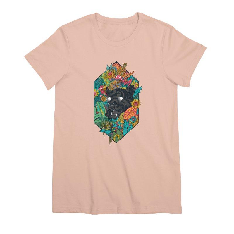 Ethereal Ambiance Women's Premium T-Shirt by MadKobra