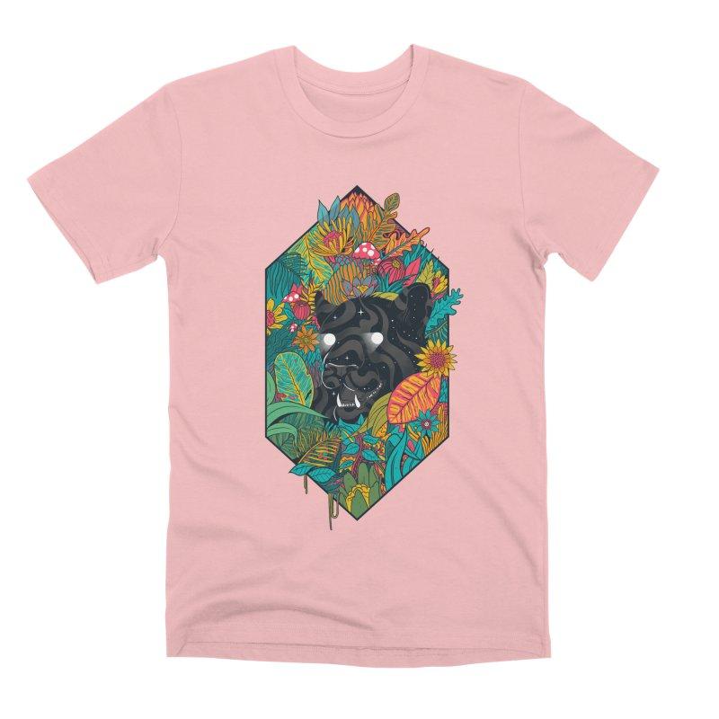 Ethereal Ambiance Men's Premium T-Shirt by MadKobra