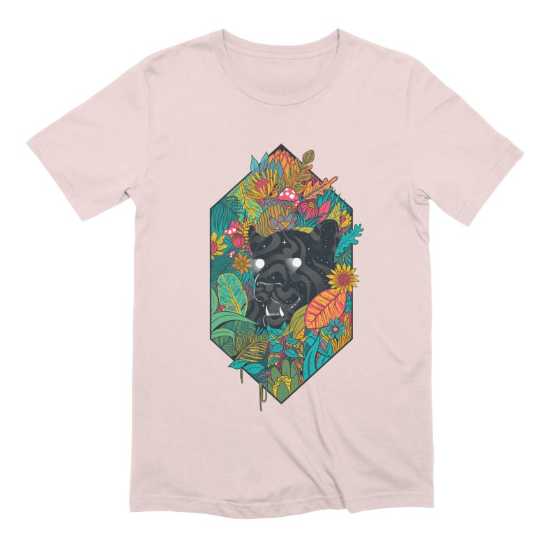 Ethereal Ambiance Men's Extra Soft T-Shirt by MadKobra