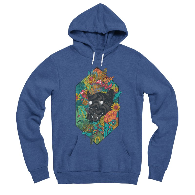 Ethereal Ambiance Women's Sponge Fleece Pullover Hoody by MadKobra