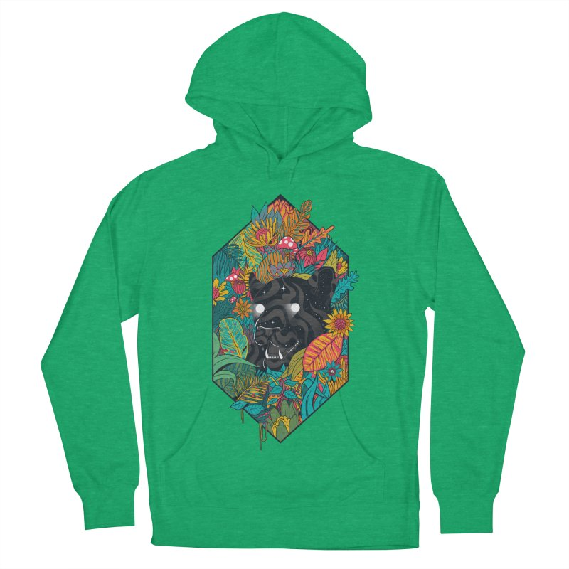 Ethereal Ambiance Men's French Terry Pullover Hoody by MadKobra