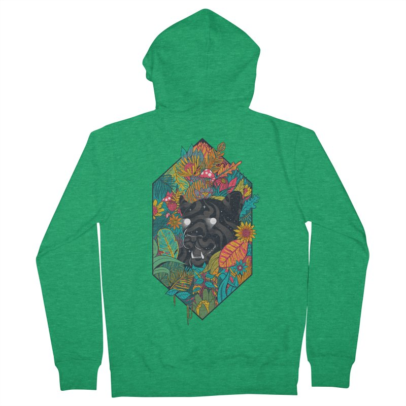 Ethereal Ambiance Women's Zip-Up Hoody by MadKobra
