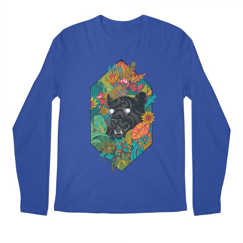 Ethereal Ambiance Men's Regular Longsleeve T-Shirt by MadKobra