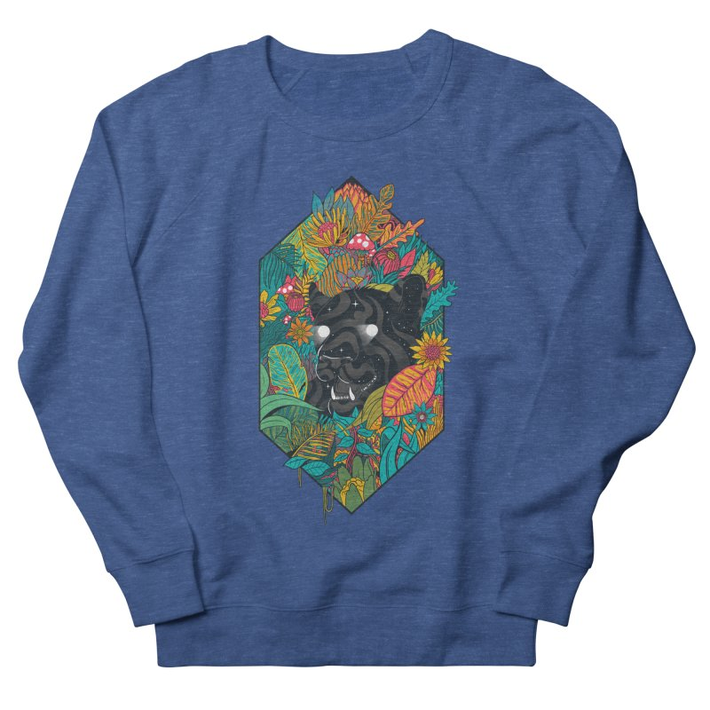 Ethereal Ambiance Women's French Terry Sweatshirt by MadKobra