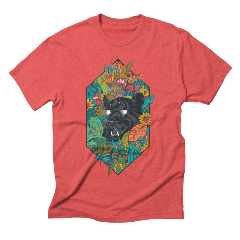 Ethereal Ambiance Men's Triblend T-Shirt by MadKobra