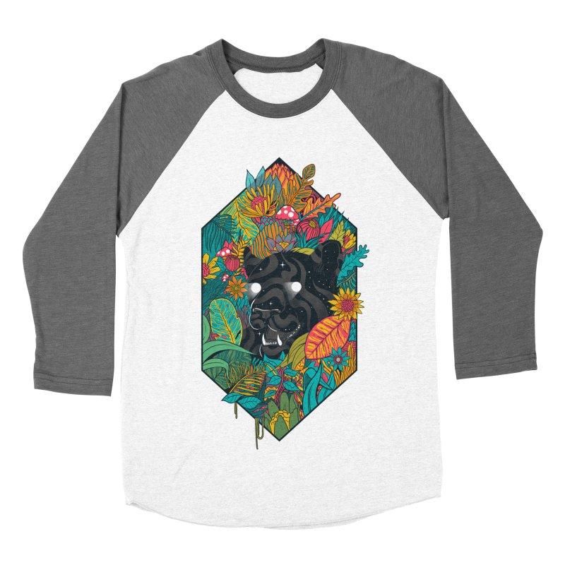 Ethereal Ambiance Women's Baseball Triblend Longsleeve T-Shirt by MadKobra