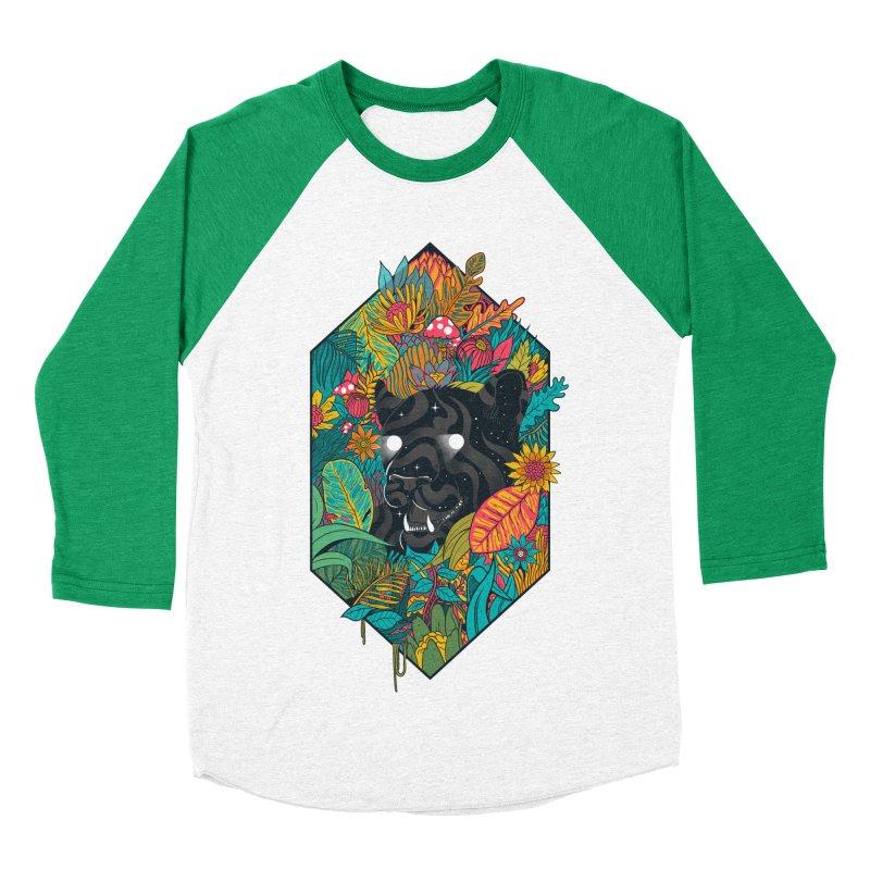 Ethereal Ambiance Men's Baseball Triblend Longsleeve T-Shirt by MadKobra
