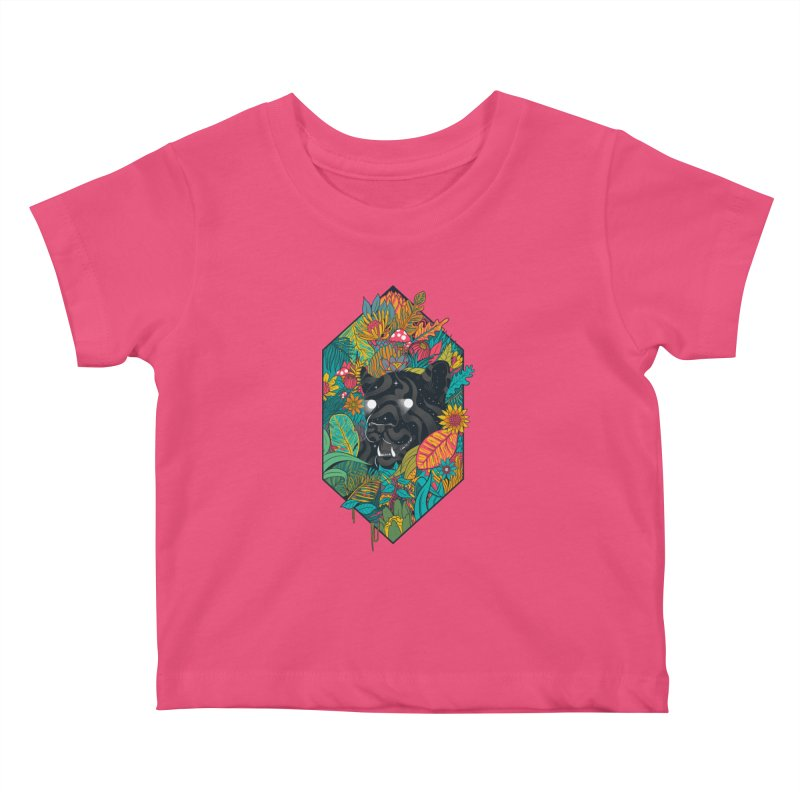 Ethereal Ambiance Kids Baby T-Shirt by MadKobra