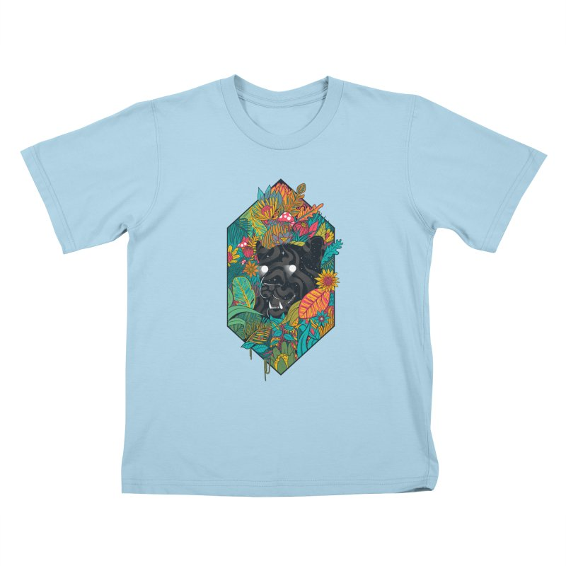Ethereal Ambiance Kids T-Shirt by MadKobra