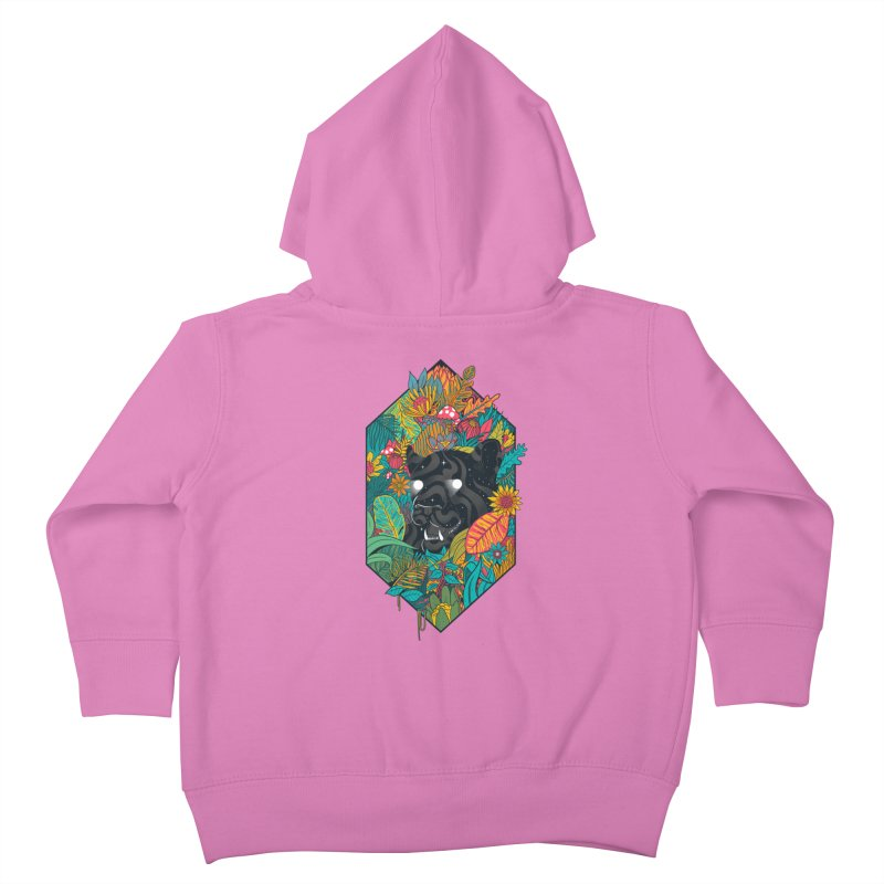 Ethereal Ambiance Kids Toddler Zip-Up Hoody by MadKobra
