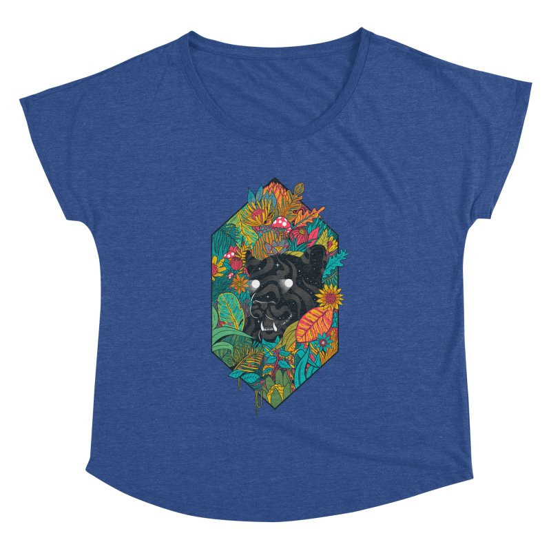 Ethereal Ambiance Women's Dolman Scoop Neck by MadKobra