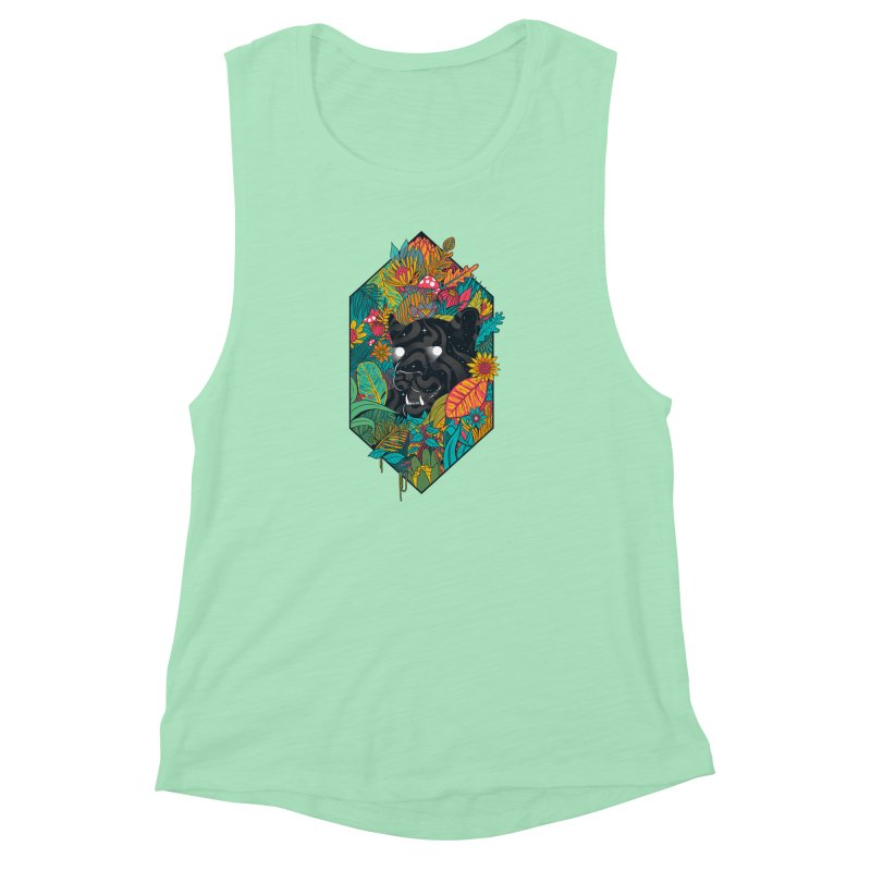 Ethereal Ambiance Women's Tank by MadKobra