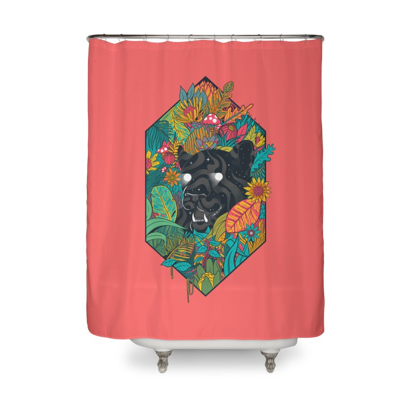 Ethereal Ambiance Home Shower Curtain by MadKobra