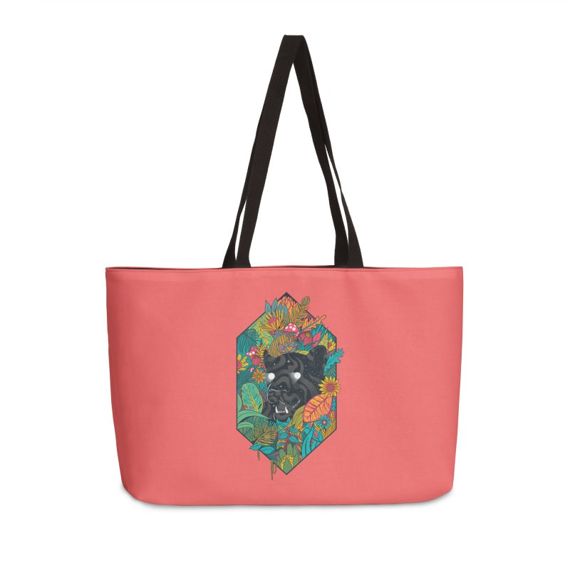 Ethereal Ambiance Accessories Weekender Bag Bag by MadKobra
