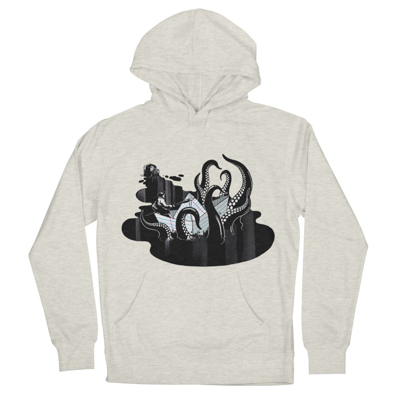 A smooth ink never made a skilled artist Women's French Terry Pullover Hoody by MadKobra