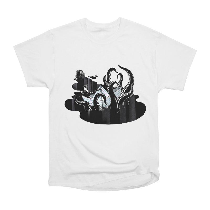 A smooth ink never made a skilled artist Women's Heavyweight Unisex T-Shirt by MadKobra