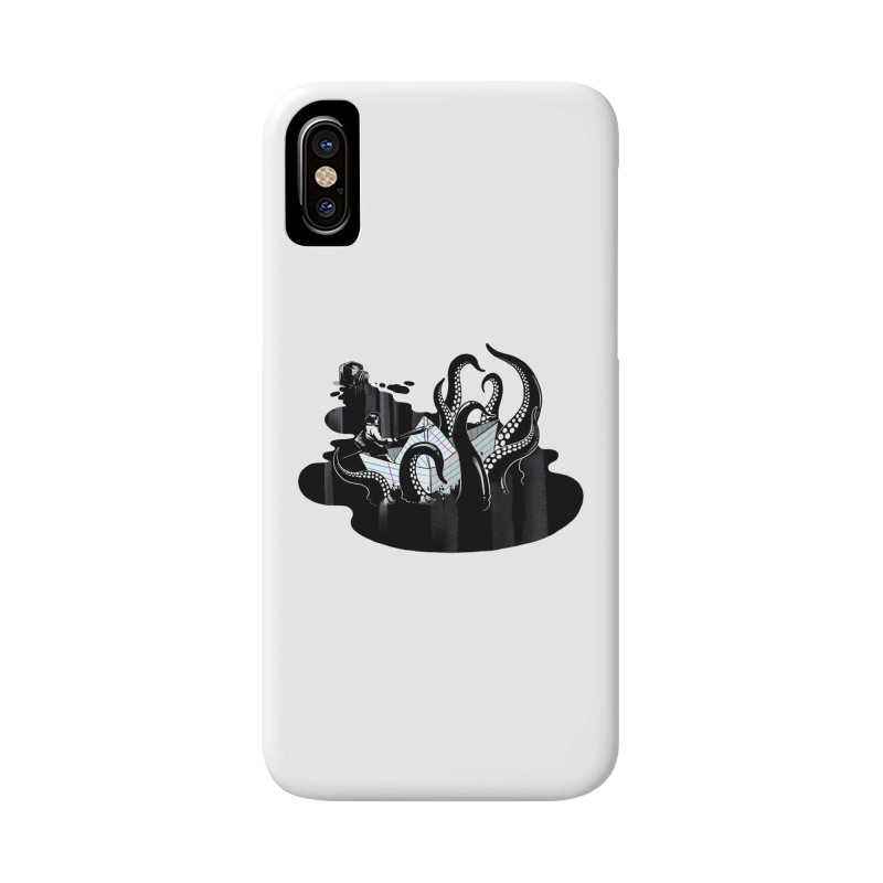 A smooth ink never made a skilled artist Accessories Phone Case by MadKobra
