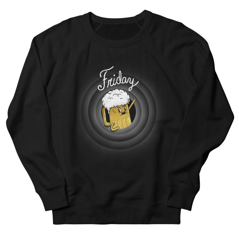 Happy Hour Women's Sweatshirt by MadKobra