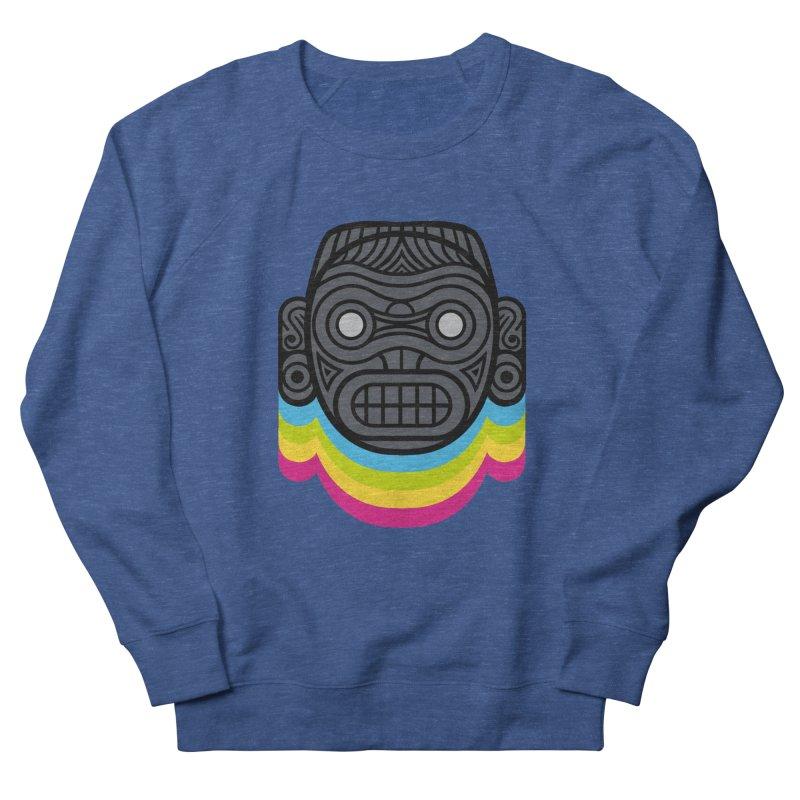 Taino mystic mask Women's Sweatshirt by MadKobra