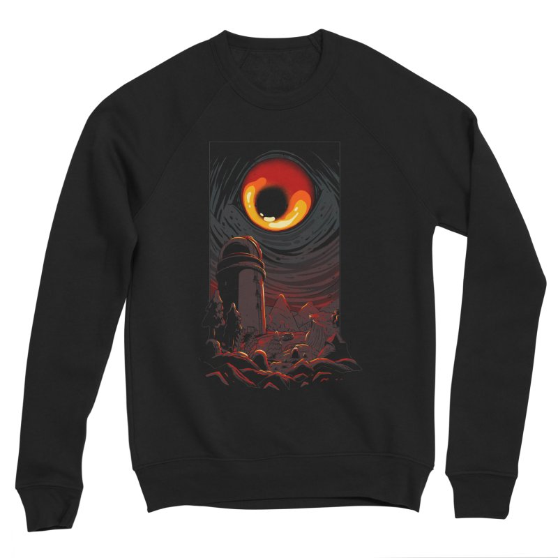 Cosmic Discovery Men's Sponge Fleece Sweatshirt by MadKobra