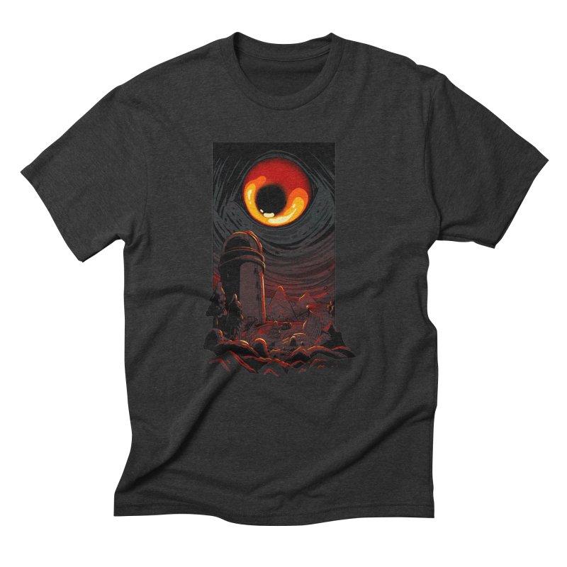 Cosmic Discovery Men's T-Shirt by MadKobra