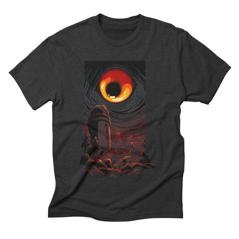Cosmic Discovery Men's Triblend T-Shirt by MadKobra