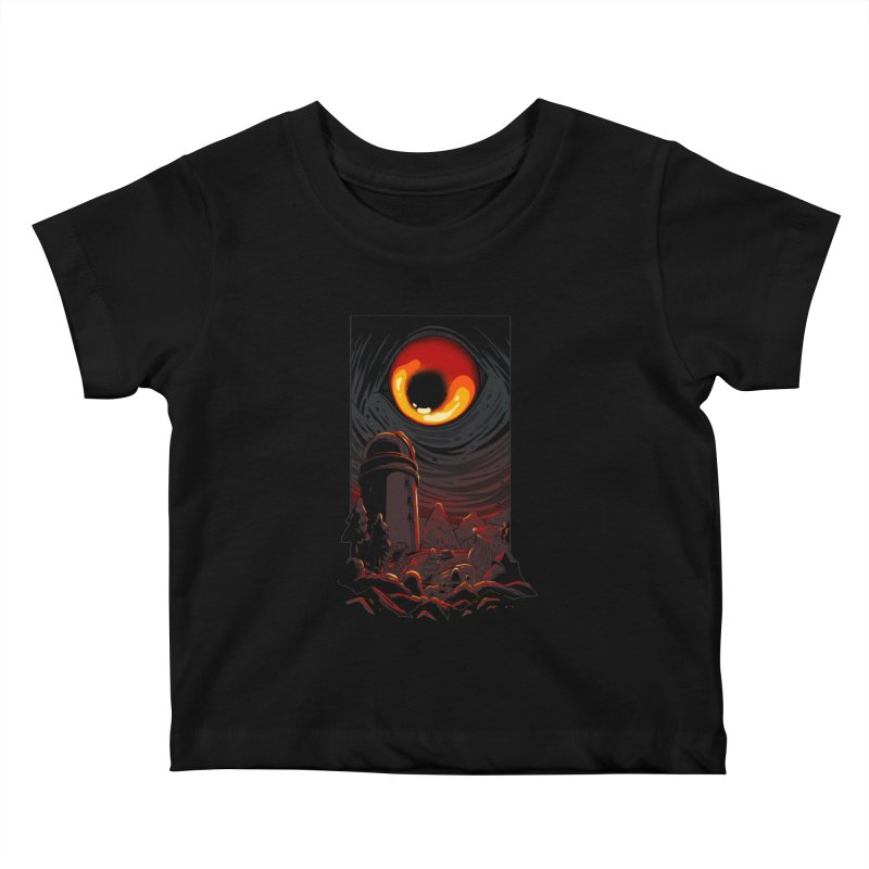 Cosmic Discovery Kids Baby T-Shirt by MadKobra