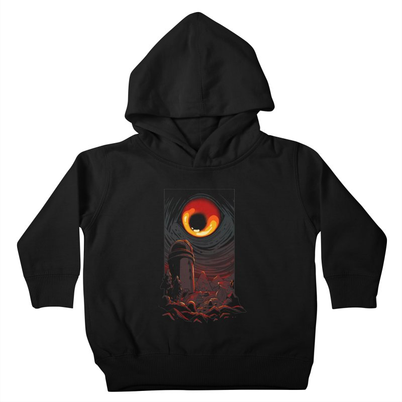 Cosmic Discovery Kids Toddler Pullover Hoody by MadKobra