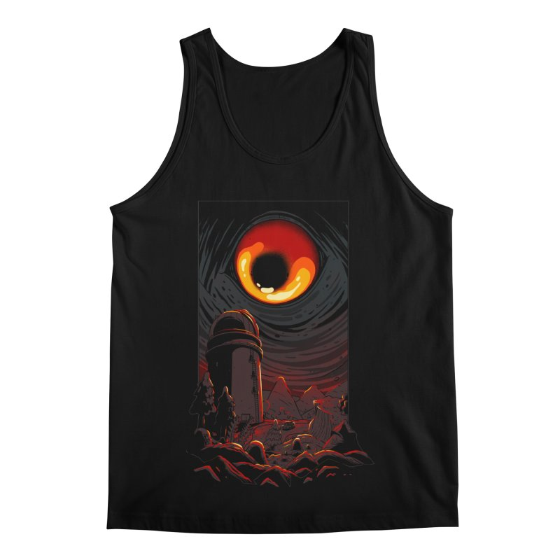 Cosmic Discovery Men's Regular Tank by MadKobra