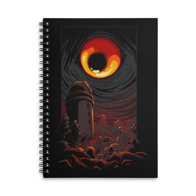 Cosmic Discovery Accessories Notebook by MadKobra