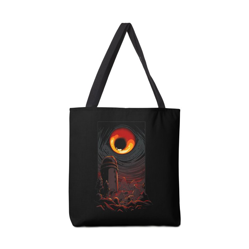 Cosmic Discovery Accessories Bag by MadKobra