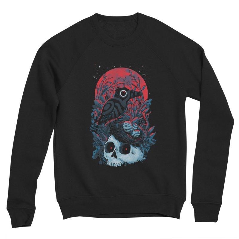 Rebirth Women's Sponge Fleece Sweatshirt by MadKobra