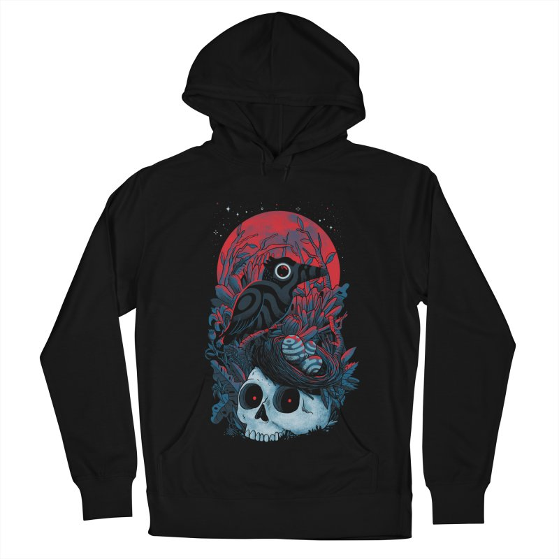 Rebirth Men's French Terry Pullover Hoody by MadKobra