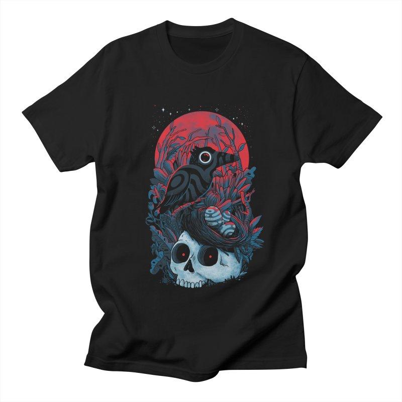 Rebirth Men's T-Shirt by MadKobra