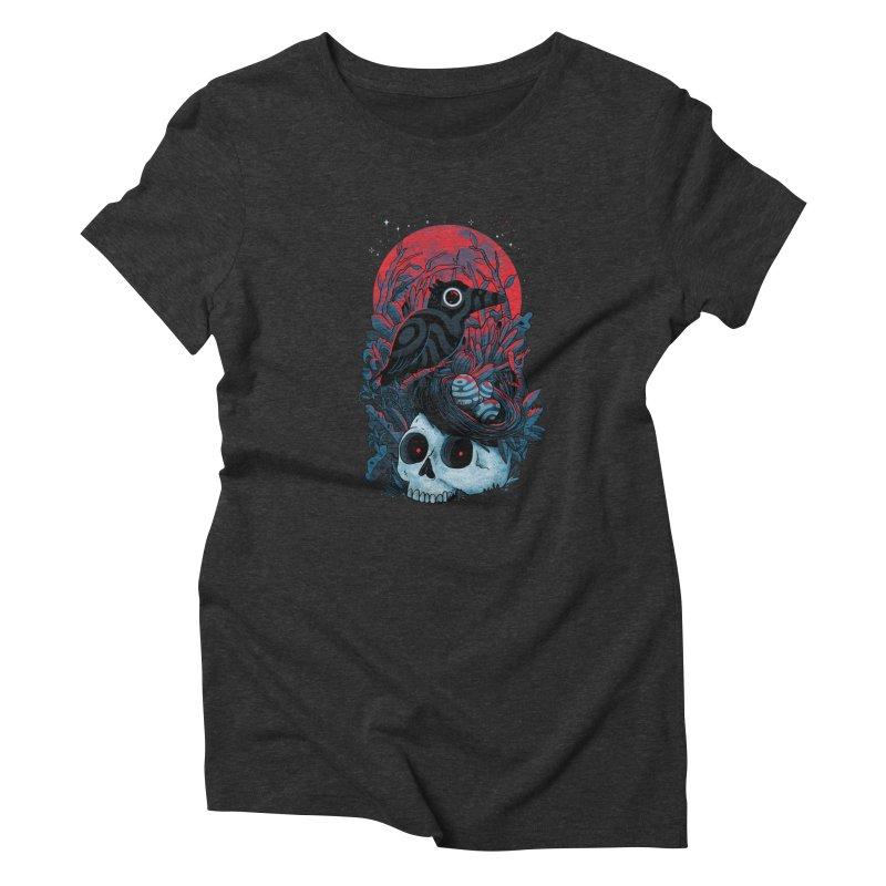 Rebirth Women's T-Shirt by MadKobra