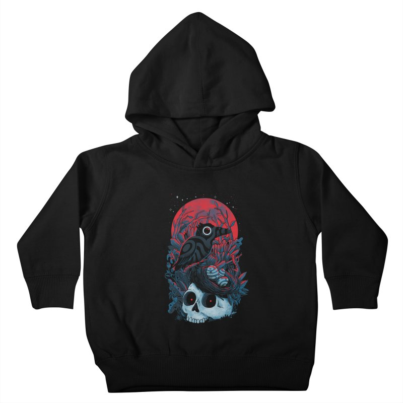 Rebirth Kids Toddler Pullover Hoody by MadKobra