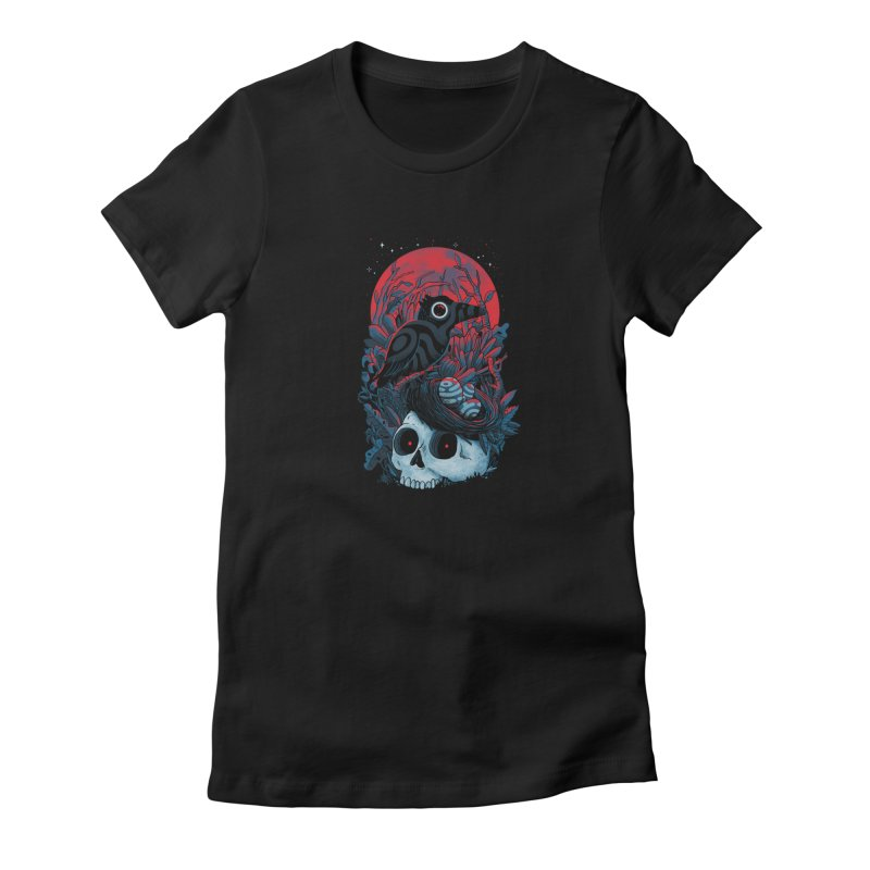 Rebirth Women's T-Shirt by MadKobra