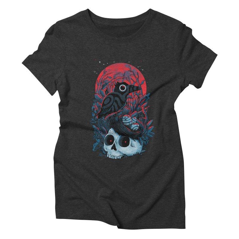 Rebirth Women's Triblend T-Shirt by MadKobra